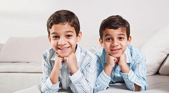Cândido Godói Twins