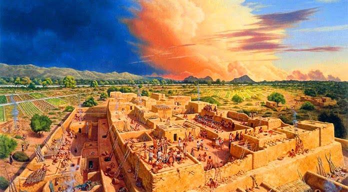 Pre-columbian North America