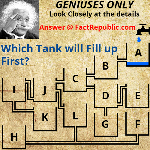 interesting puzzles fact republic