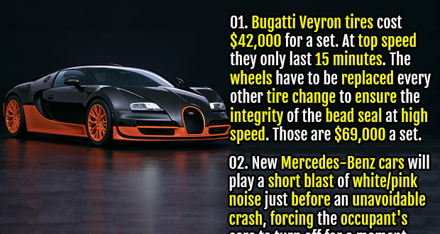 50 Exhilarating Facts About Cars You Should Know Fact