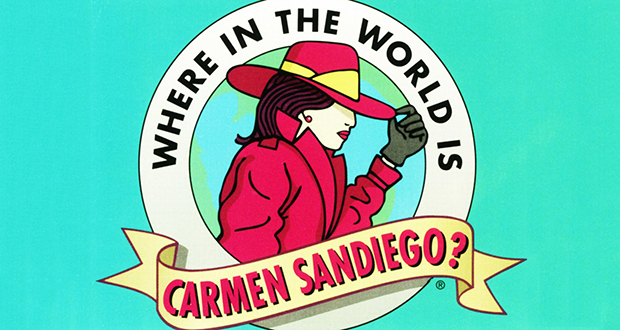 Where in the World Is Carmen Sandiego? (TV show) - Wikiquote