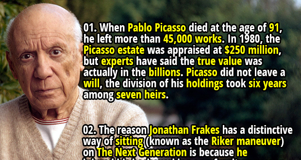 45 Strange But True Random Facts You'll Want to Tell Your Friends – Part 268